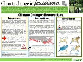 Climate Change in Louisiana