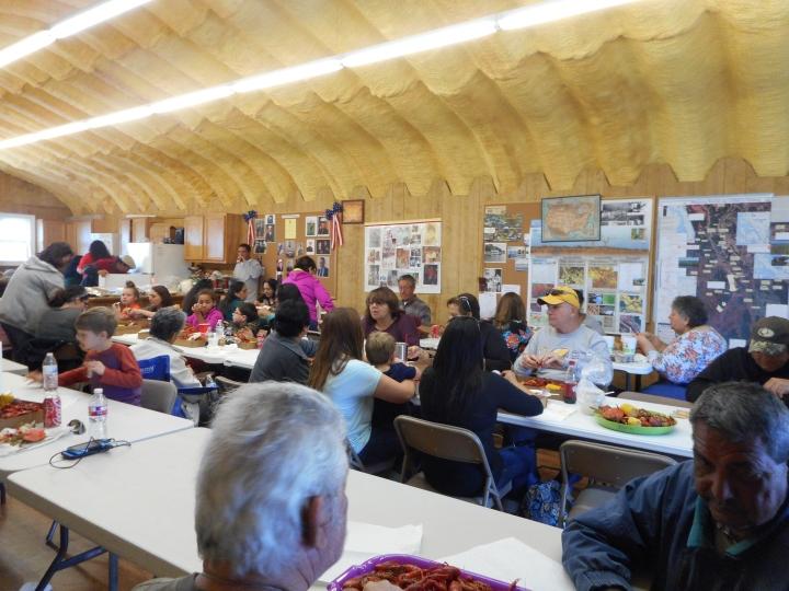 April 2016 Community Meeting